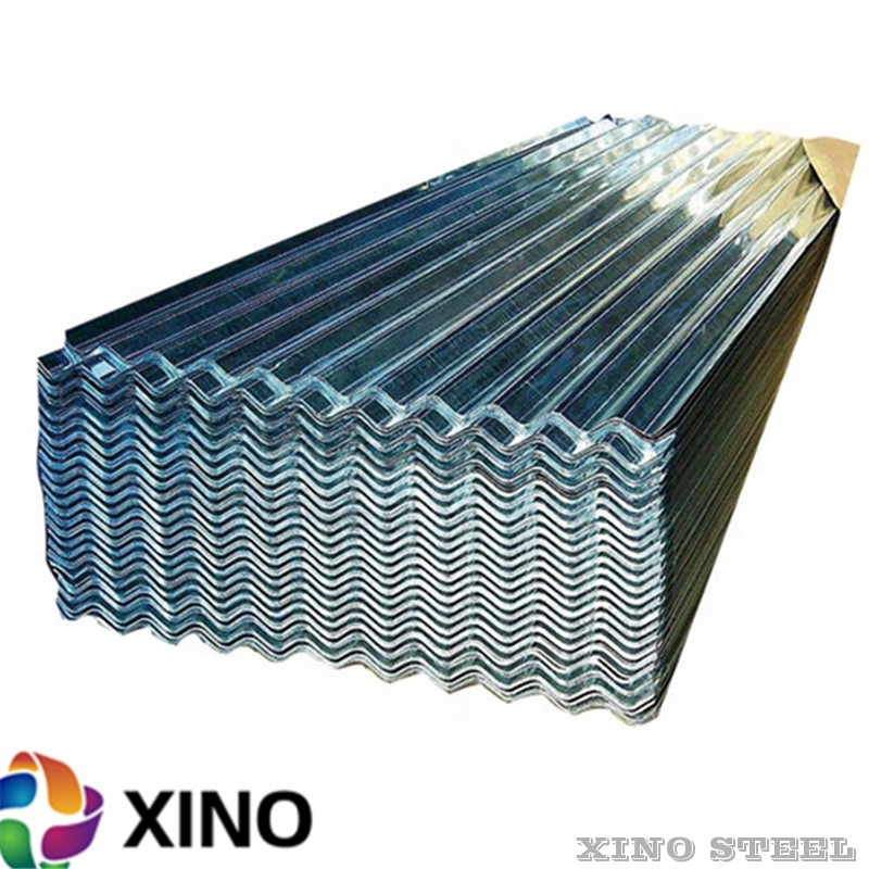 Corrugated metal PPGI Galvanized roofing sheets