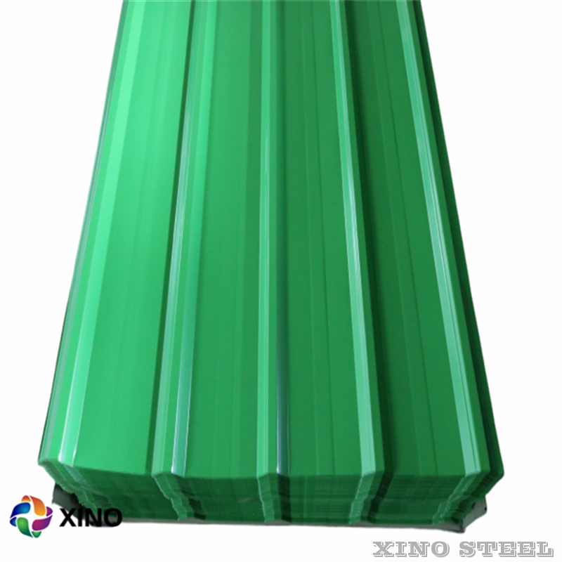 China Corrugated Trapezoid metal roofing sheets  PV-4 TR4 TR5