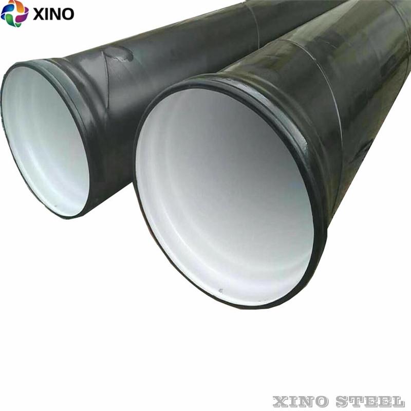 2PE/3PE/FBE/IPN8710/EPOXY COAL TAR/HDPE coating anti-corrosion spiral steel pipe/tube