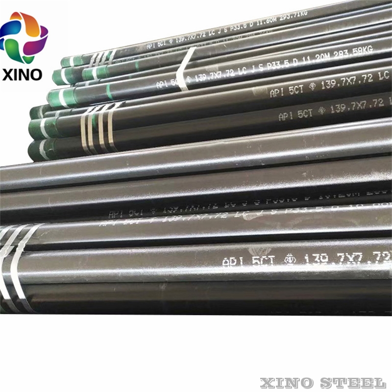 API 5L J55 5CT pipeline pipe Seamless steel pipes  tube Used For Petroleum Pipeline